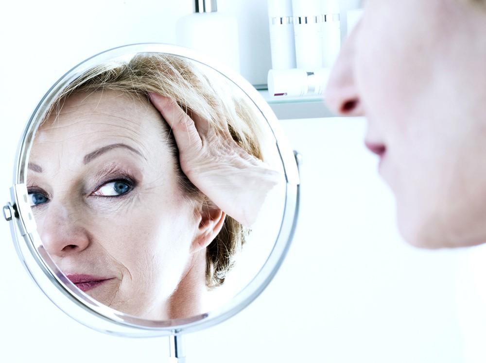 اثرات محصولات پوست و مو روی فرد