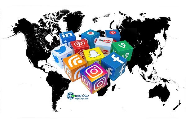 قدرت شبکه های اجتماعی در بازاریابی شبکه ای