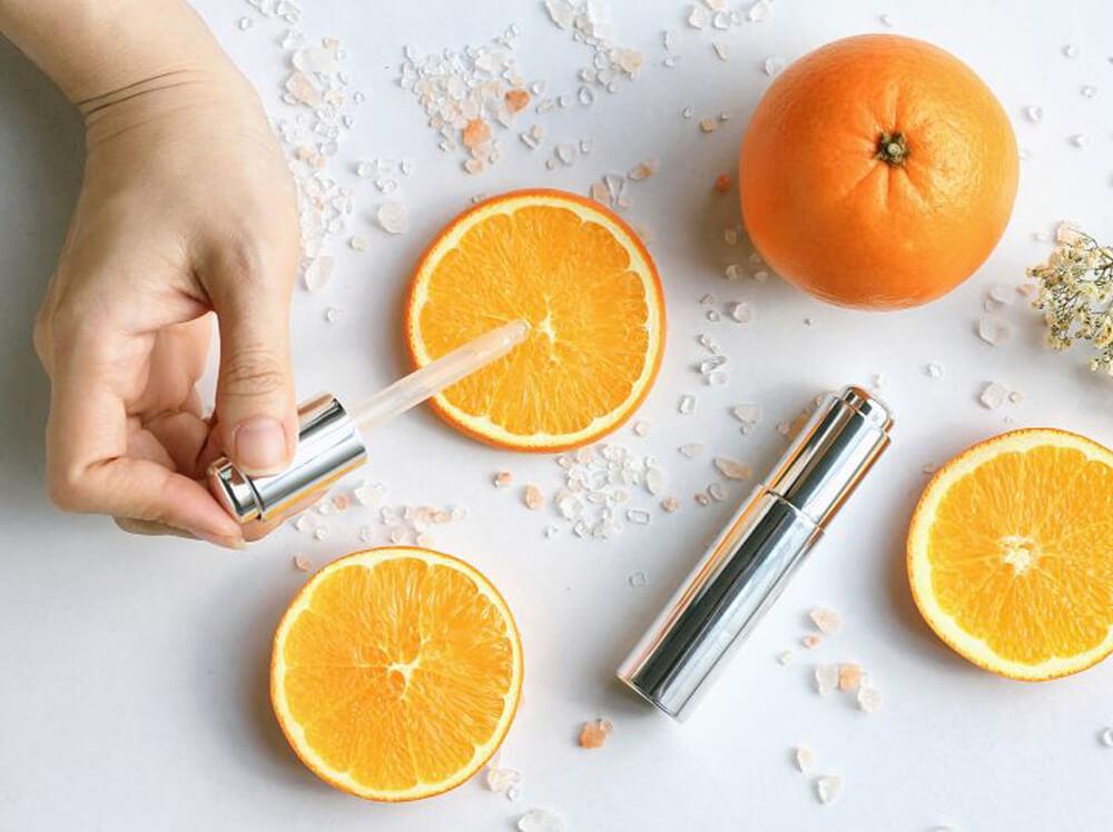ماسک ویتامین c برای پوست