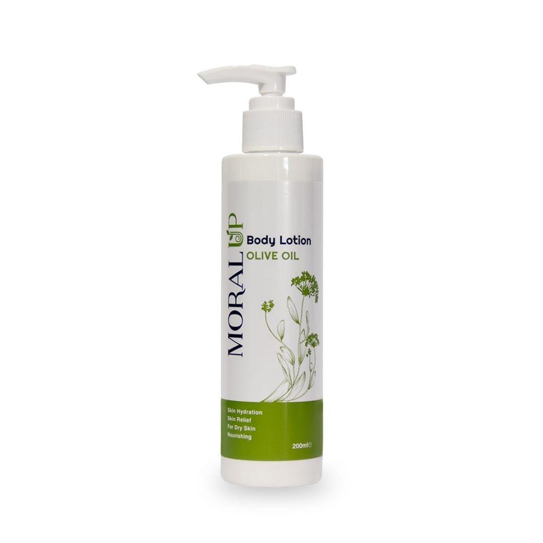 لوسیون خوشبو کننده بدن، حاوی روغن زیتون (مناسب پوست خشک) | بازاریابی شبکه ای