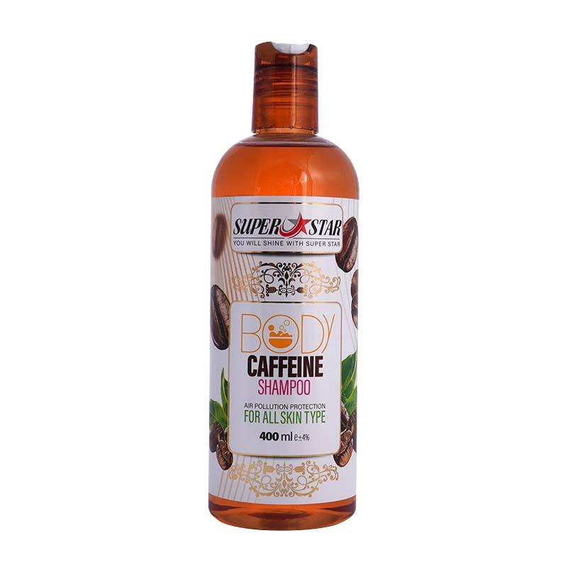 شامپو بدن قهوه (کافئین) محافظ در برابر آلودگی هوا | بازاریابی شبکه ای