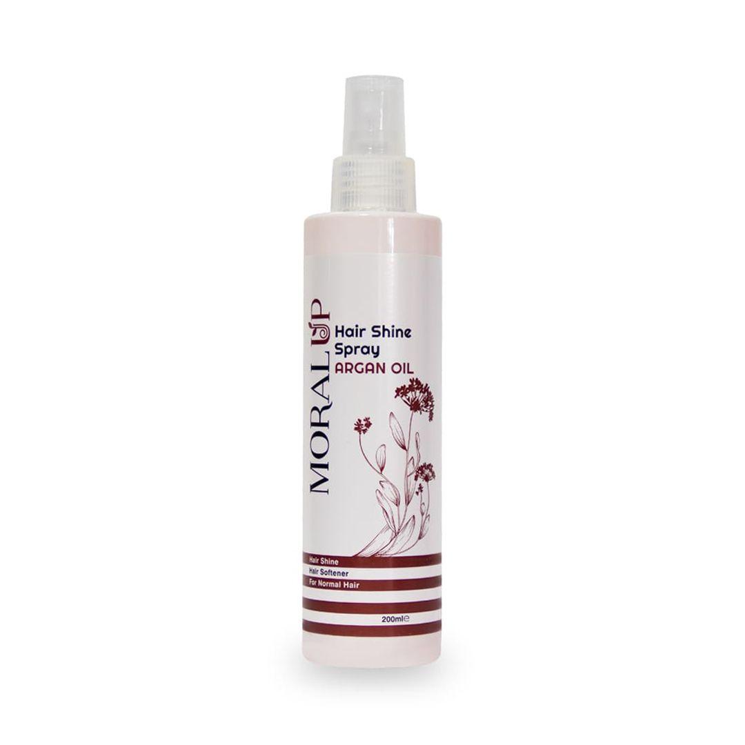 اسپری درخشان کننده مو، حاوی روغن آرگان (مناسب موهای نرمال) | بازاریابی شبکه ای