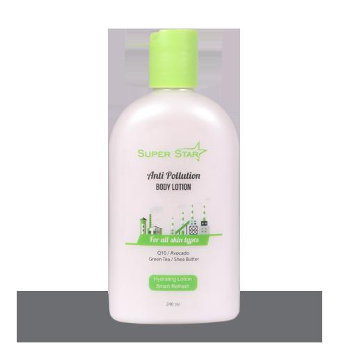 لوسیون بدن محافظ در برابر آلودگی هوا | بازاریابی شبکه ای