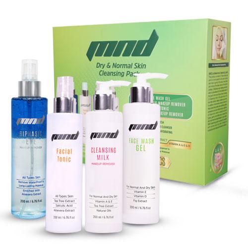 پک پاک کننده صورت مناسب پوست خشک و نرمال  | بازاریابی شبکه ای