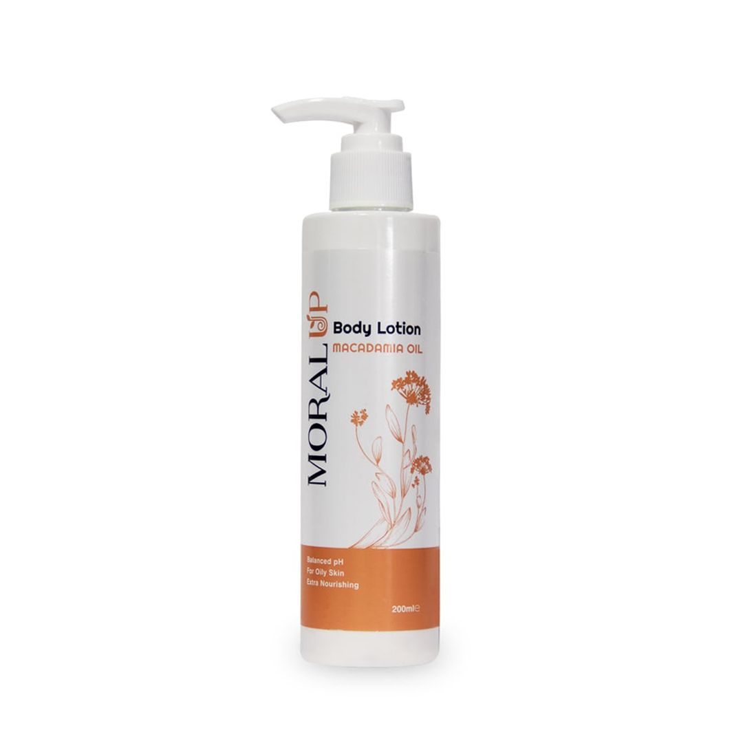 لوسیون خوشبو کننده بدن، حاوی روغن ماکادمیا (مناسب پوست چرب) | بازاریابی شبکه ای