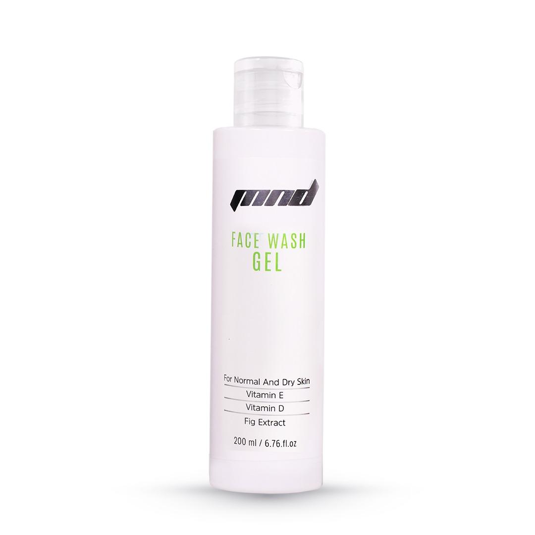ژل شستشوی صورت مناسب پوست خشک ( Face wash vitamin E&D   ) | بازاریابی شبکه ای