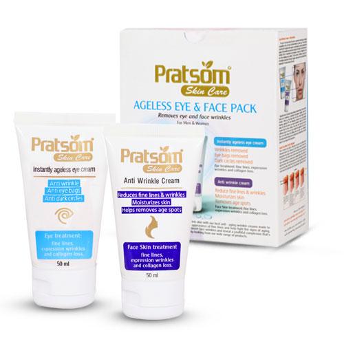 پک ضد پیری دور چشم و صورت برند پرتسوم، پراتسوم | بازاریابی شبکه ای