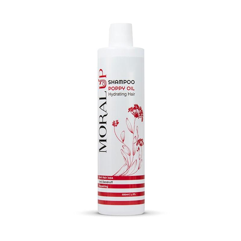 شامپو  ترمیم کننده مو حاوی روغن خشخاش | بازاریابی شبکه ای